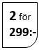 3 för 129:-