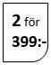 2 för 399:-