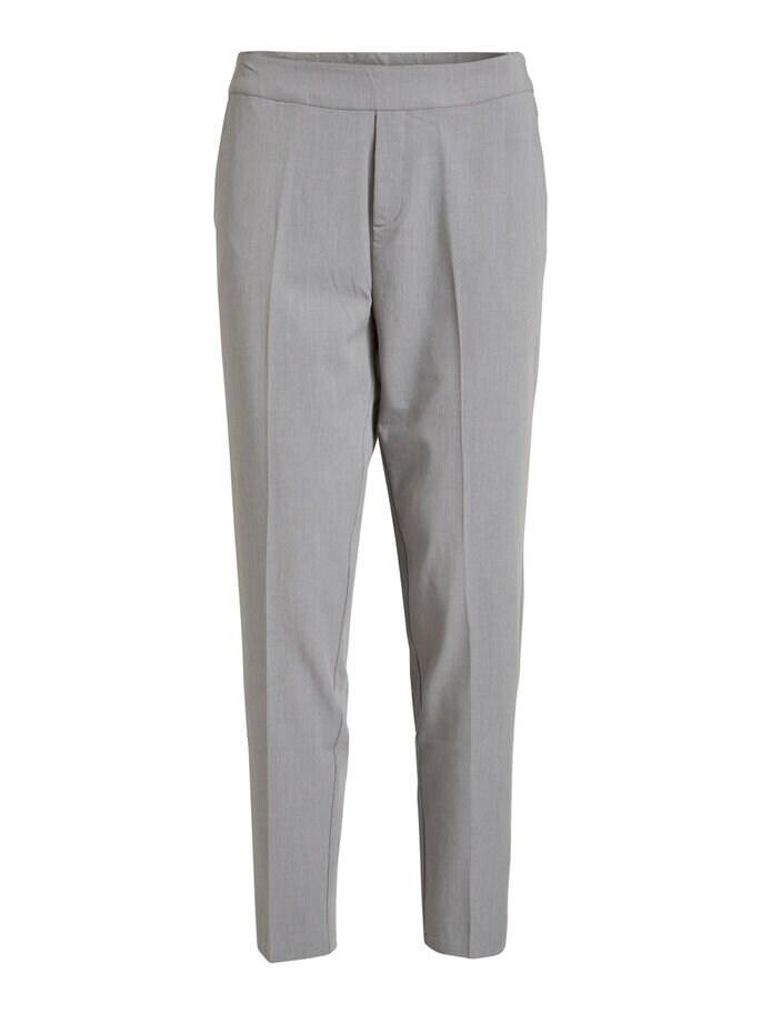 Byxor Kostymanpassande - Medium Grey Mel