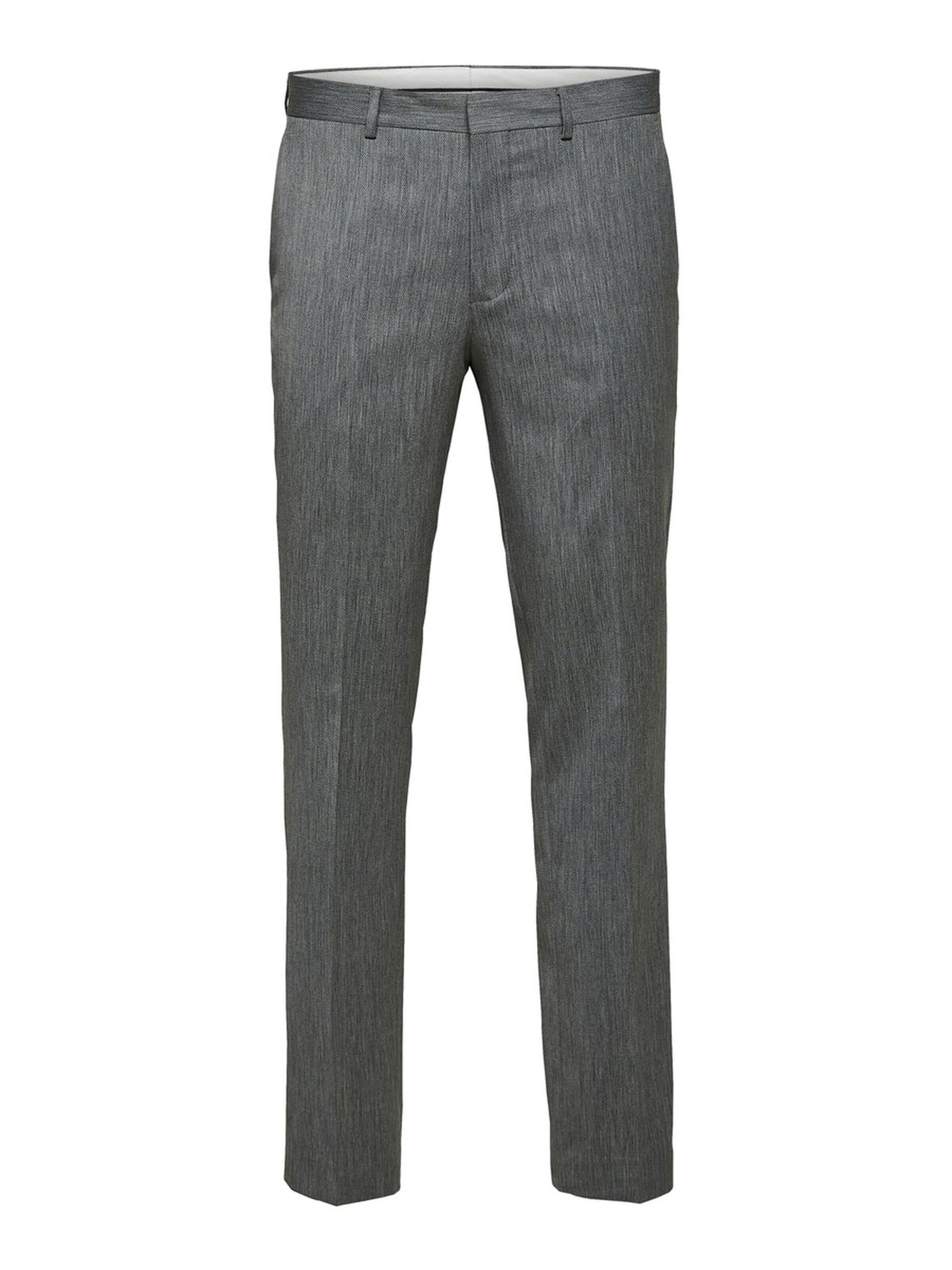 Mylobill Kostymbyxa - Light Grey Melange
