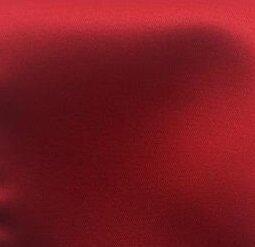 Enfärgad Slips - 110 Röd