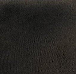 Enfärgad Slips - 133 Svart