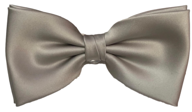 Fluga Enfärgad - 129 Silvergrå