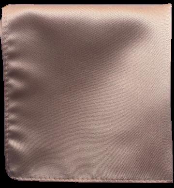 Enfärgad Ficknäsduk - 106 Puderrosa