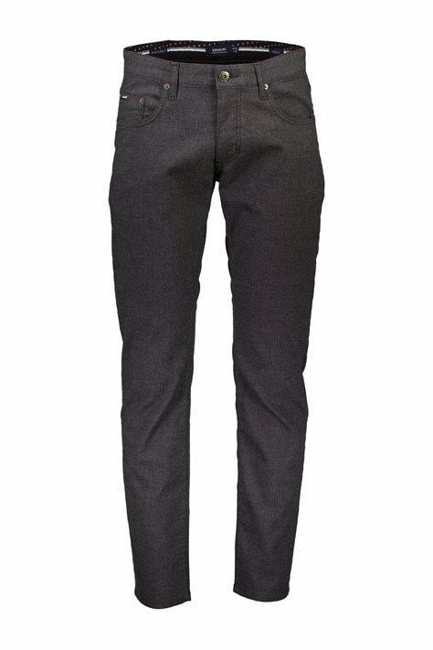 5-ficksbyxa Stretch - Charcoal Mel