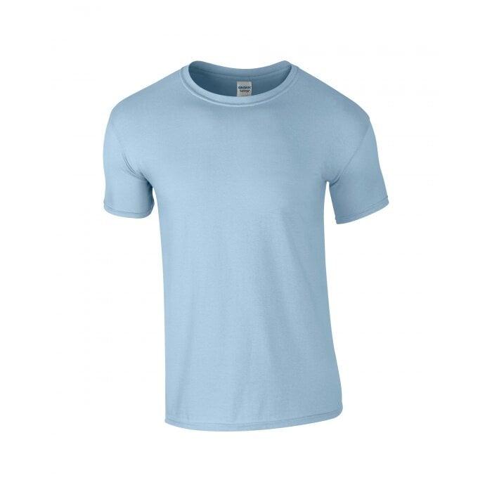 T-shirt I Bomull - Light Blue