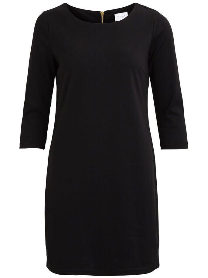 Klänning I Trikå - Black