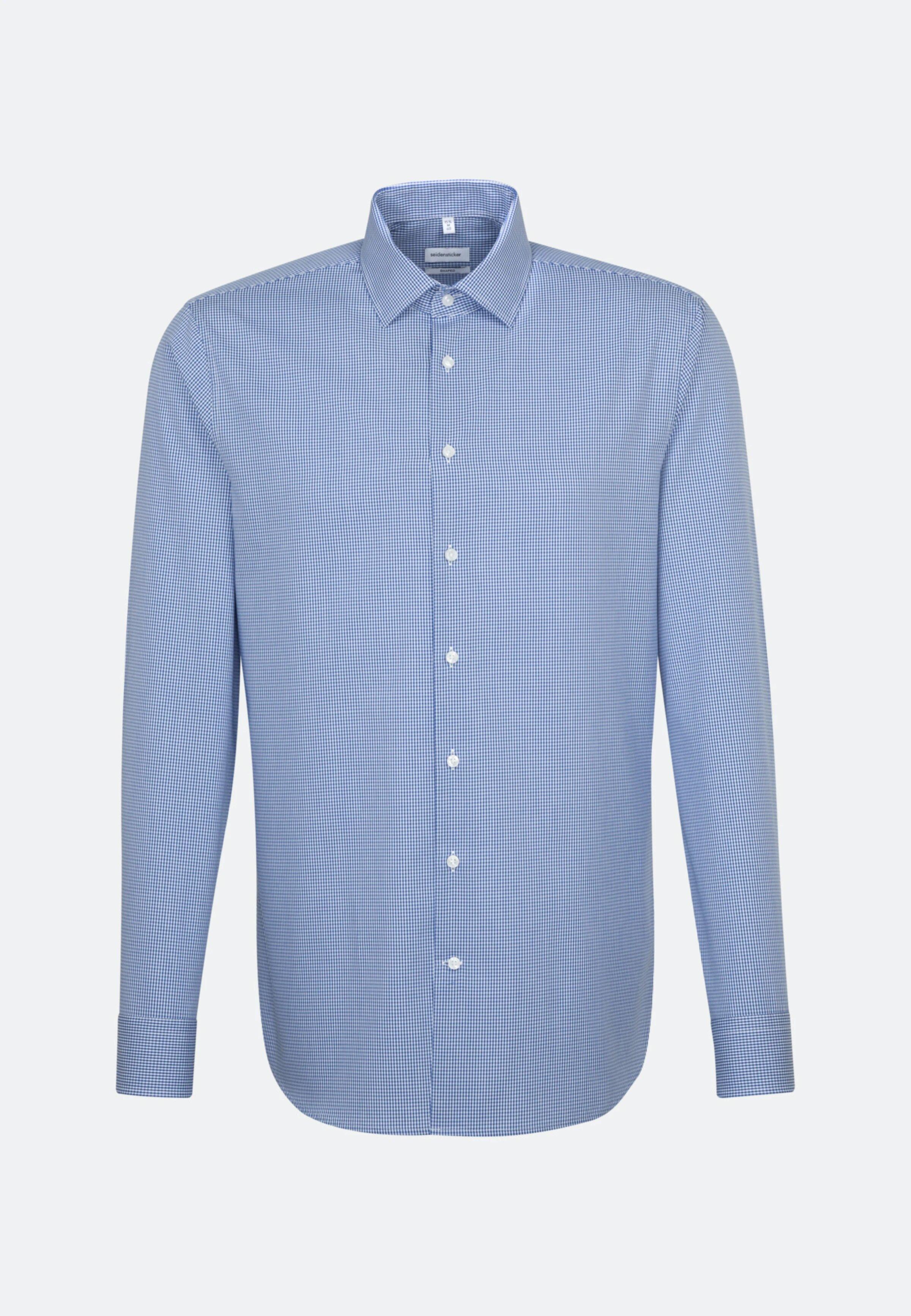 Skjorta Business Kent - Medium Blue