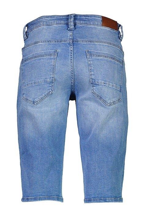 Knälånga shorts Superflex - Vintage Blue