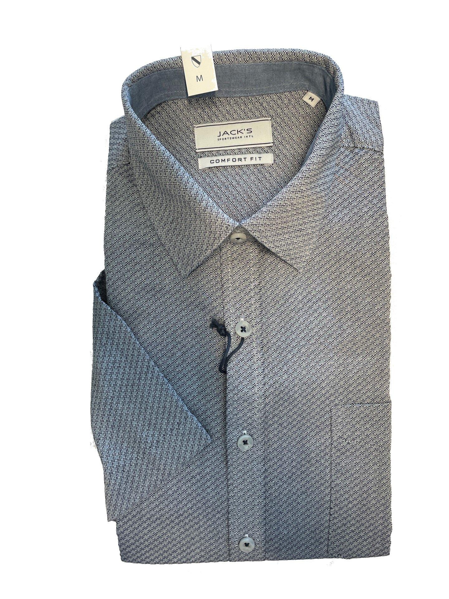 Kortärmad skjorta - Navy