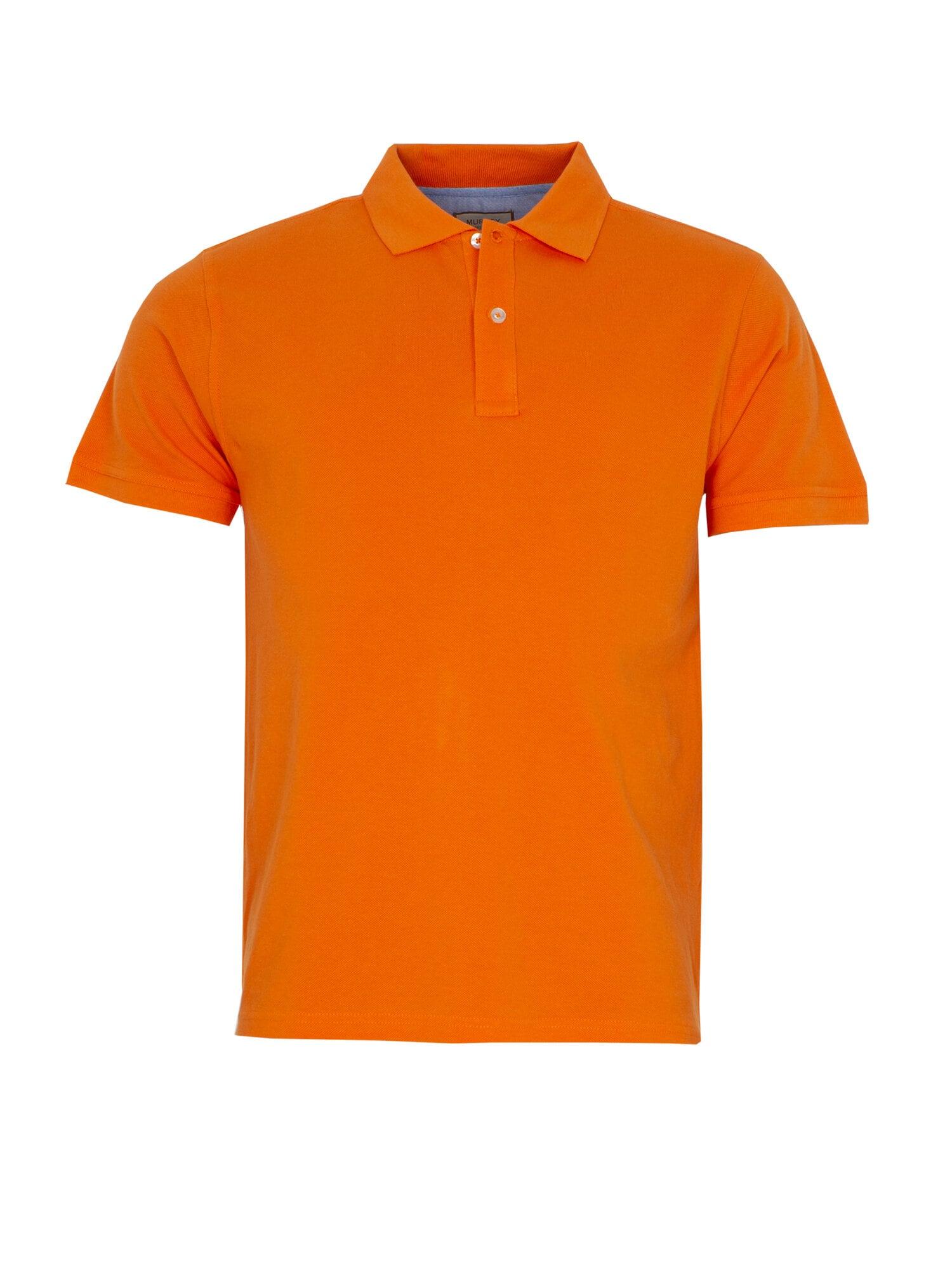 Klassisk Piké - Lt Orange