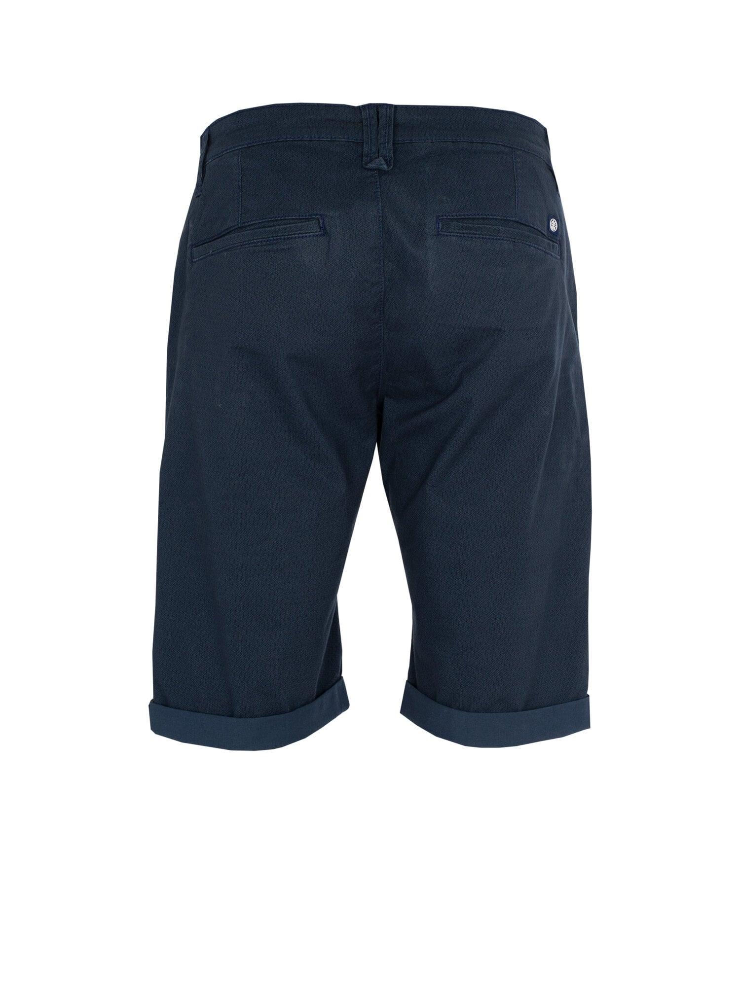 Print Shorts - Navy