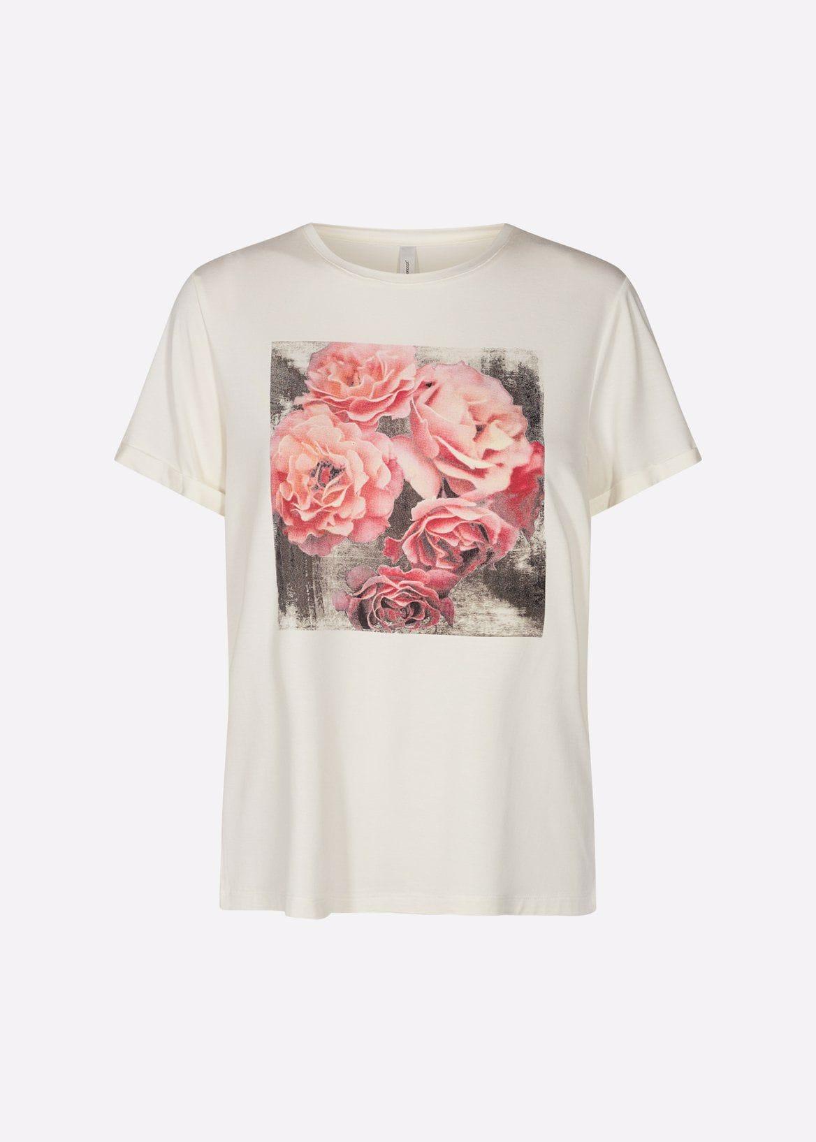 Marica T-Shirt - Offwhite