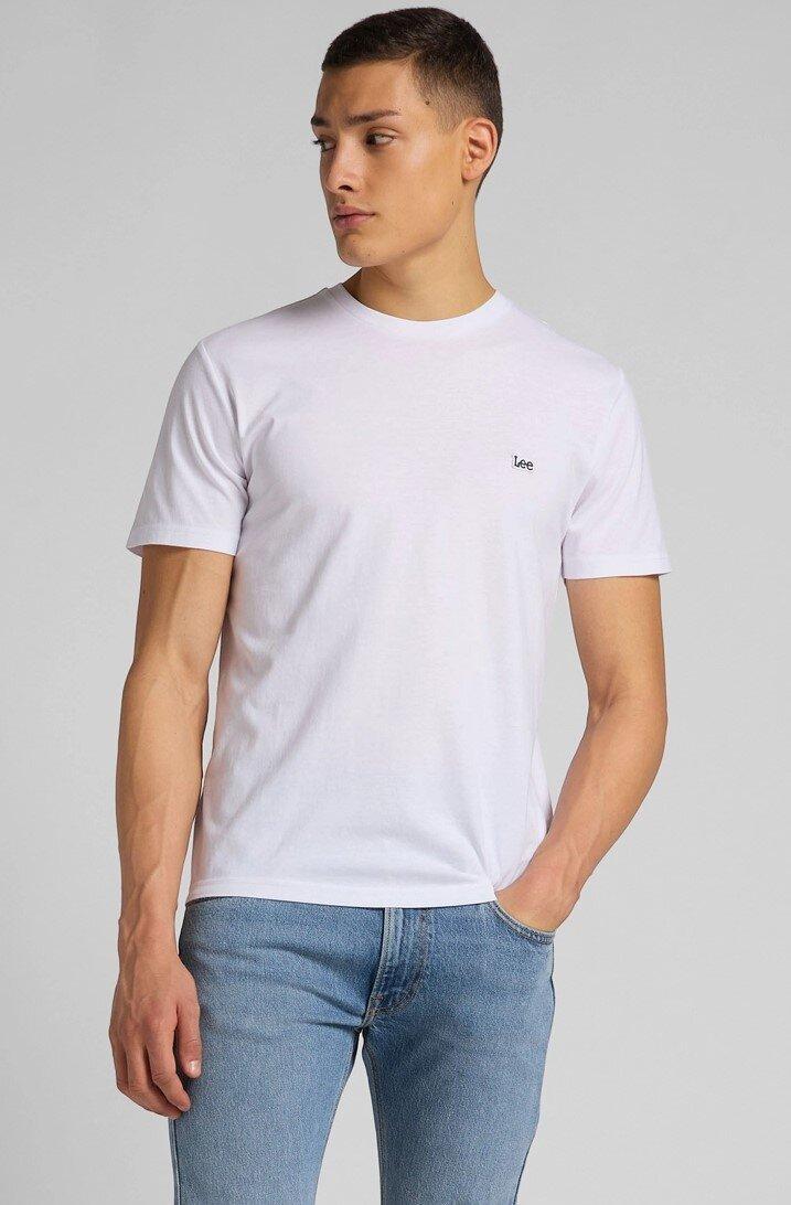 Patch Logo T-Shirt - White