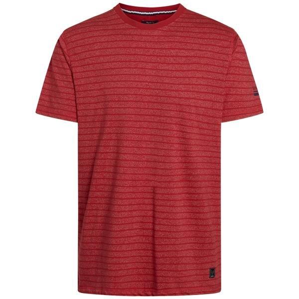 Alvin Space Stripe - Red Puree