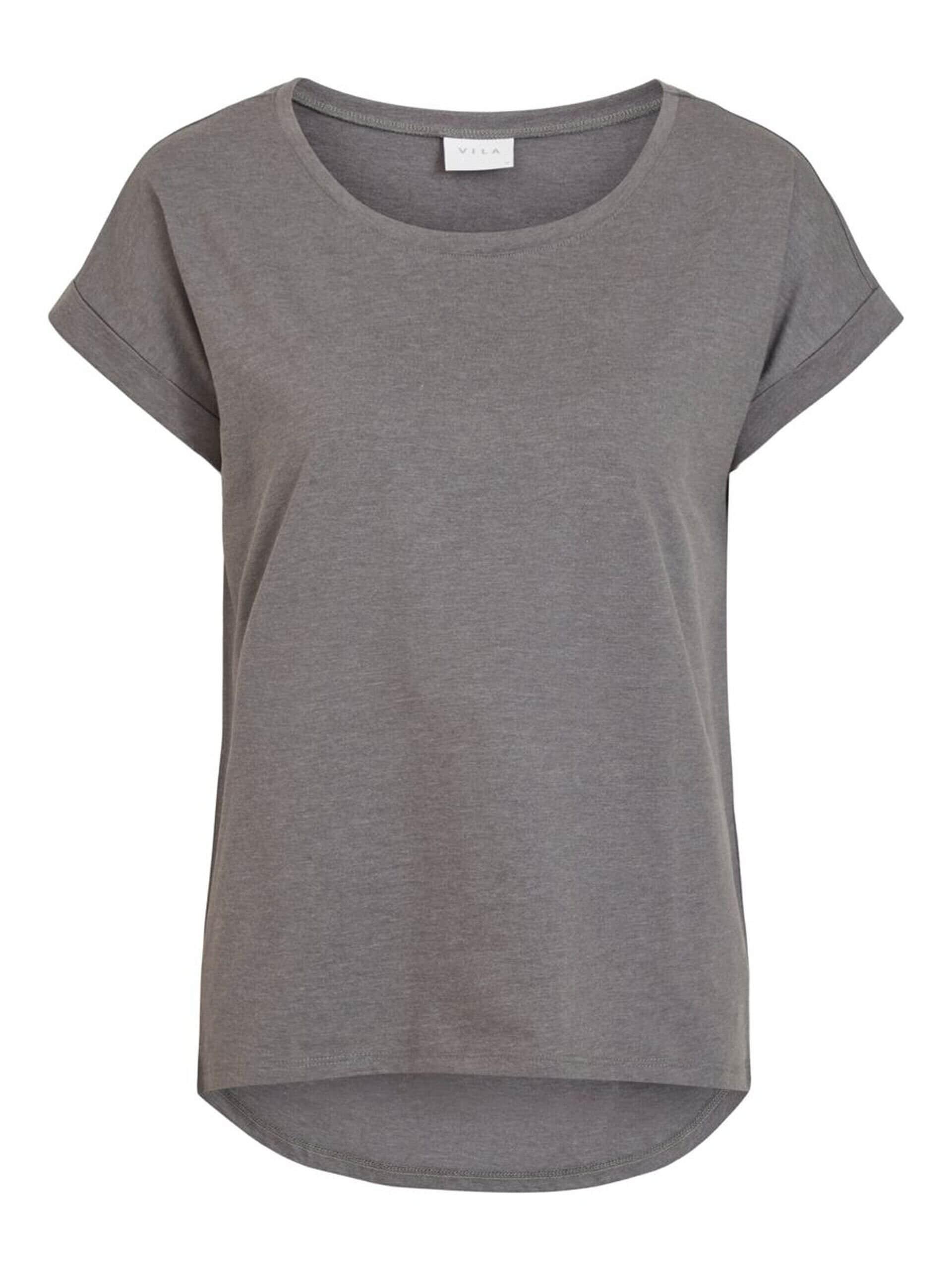 Vidreamers Pure T-Shirt - Medium Grey Mel