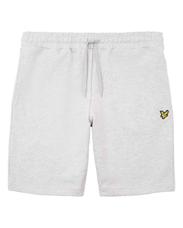 Sweat Shorts - Light Grey Marl