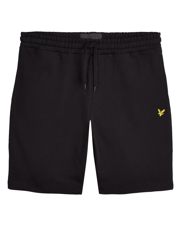 Sweat Shorts - Jet Black