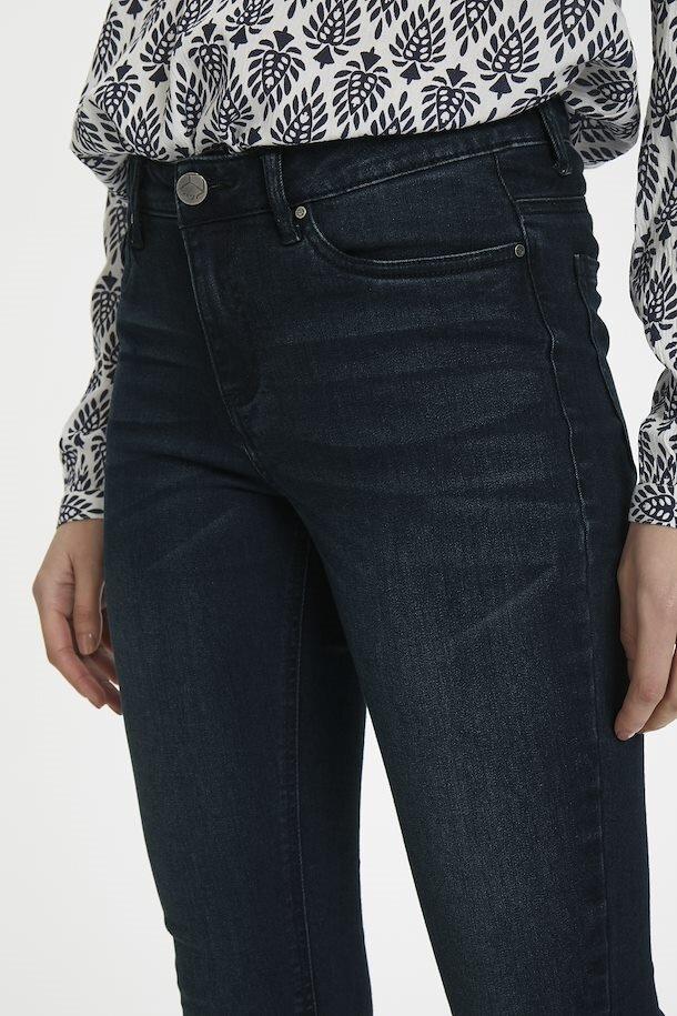 Grace Jeans - Deep Well Denim