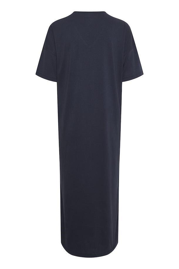 Klänning I Modal - Blue Deep