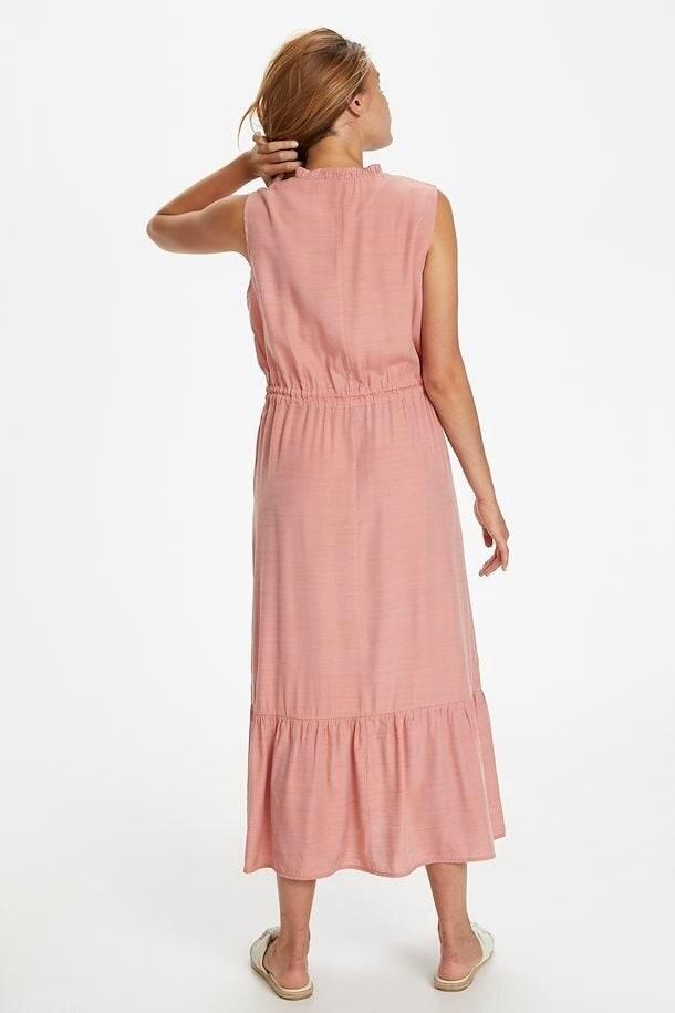Långklänning Med Dragsko - Rosette