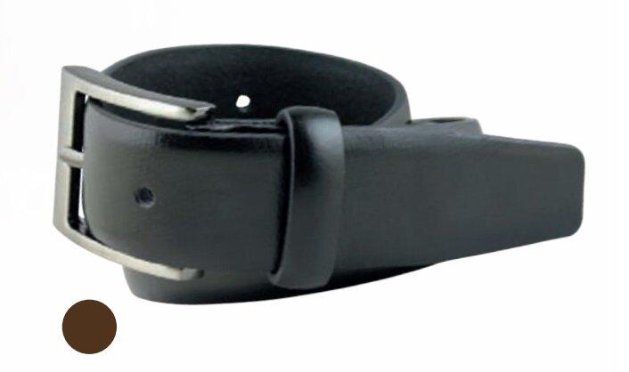 Läderbälte - Black
