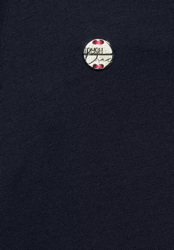 A-linjeformad Kjol - Dk Foggy Blue