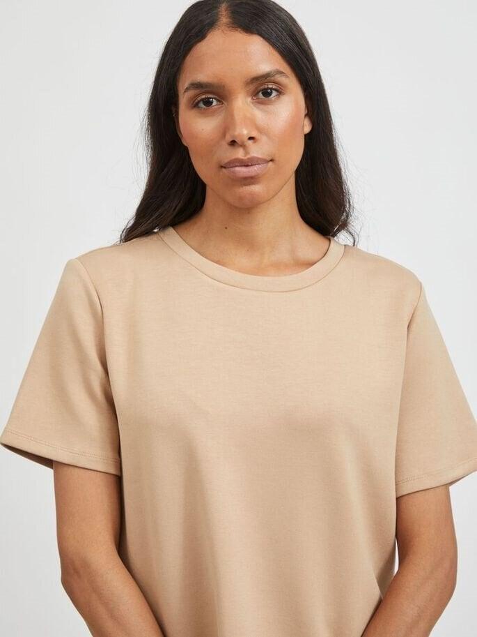 Kortärmad Sweatshirt - Nomad