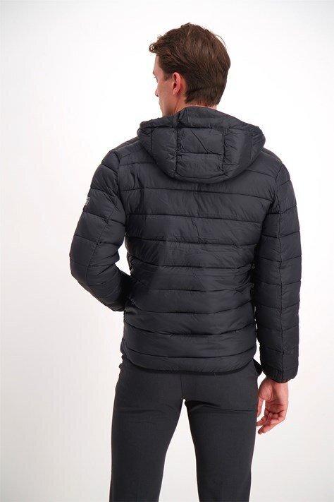 Puffer Jacket - Black