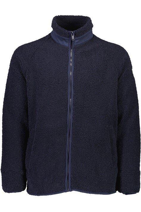 Blå Teddyjacka - Navy