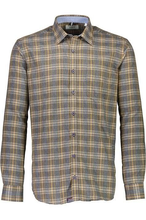 Rutig skjorta - Grey