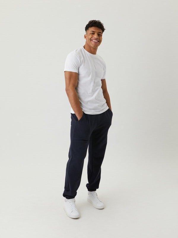 Centre T-shirt - Brilliant White