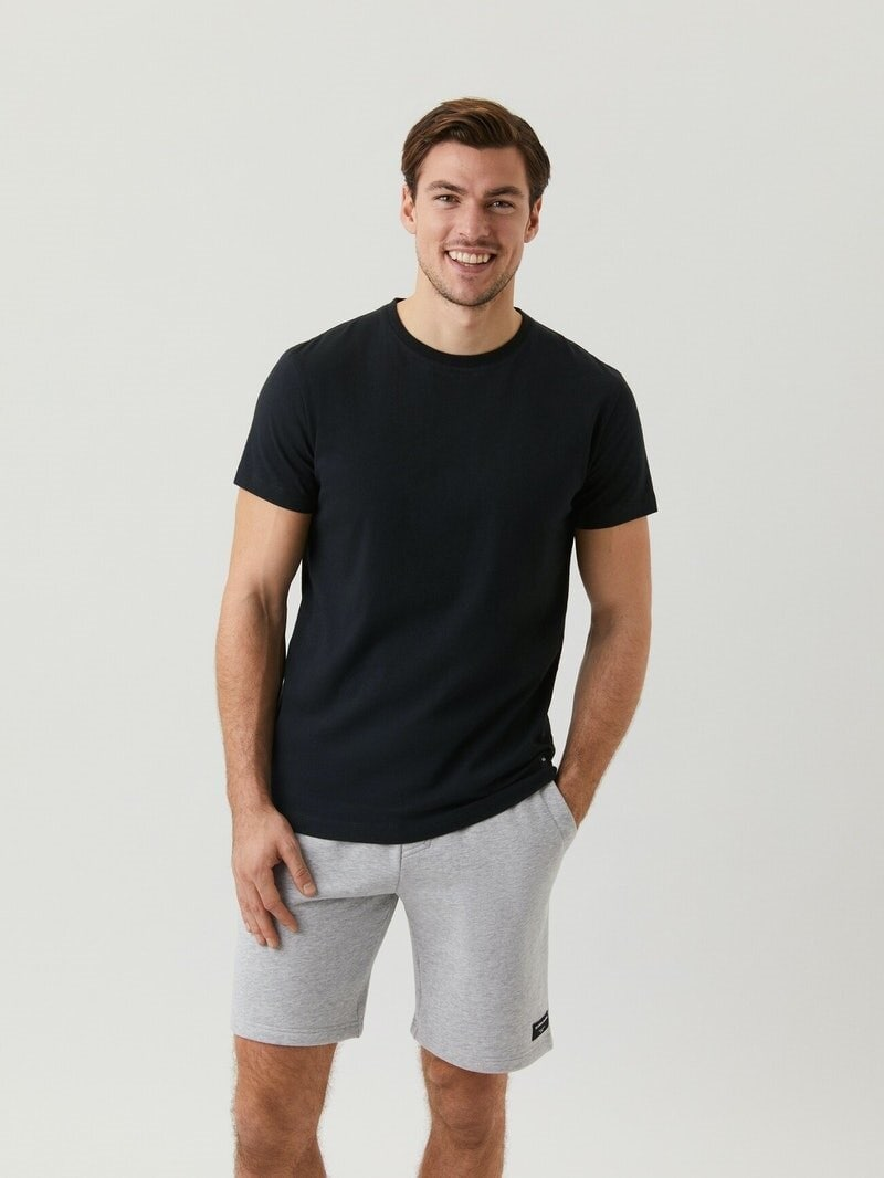 Centre T-shirt - Black Beauty