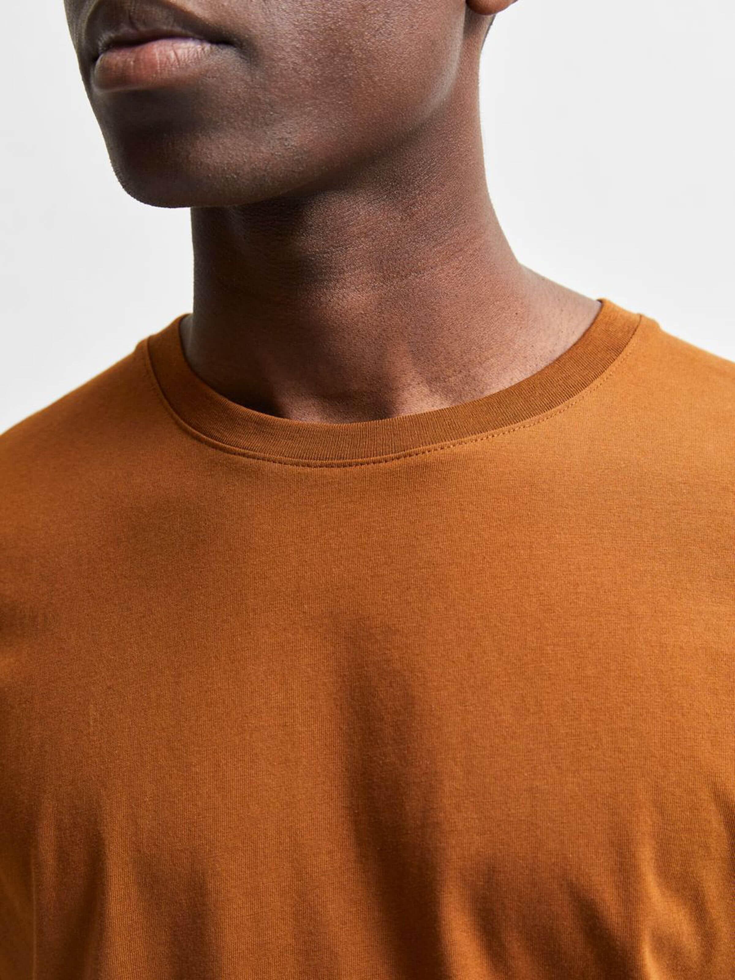 Slhnorman 180 T-Shirt - Monks Robe