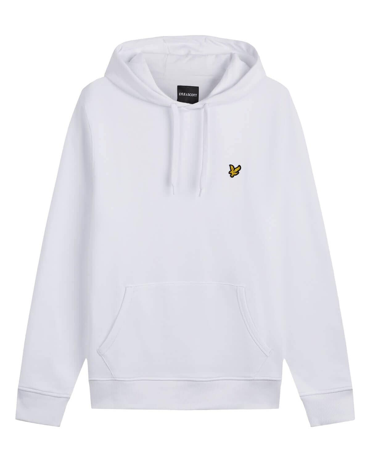 Pullover Hoodie - White