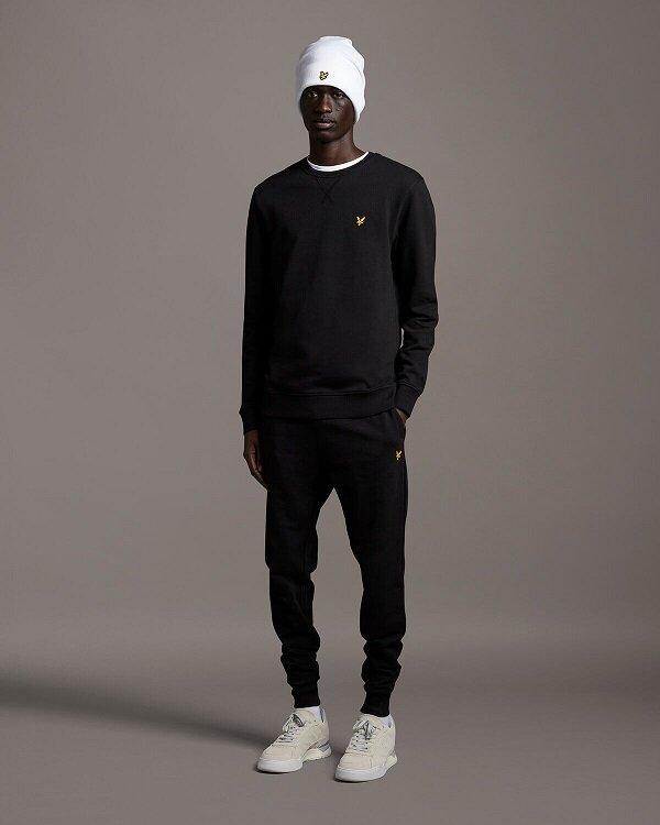 Skinny Sweatpant - Jet Black