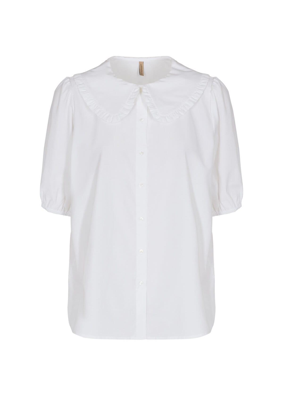 Netti 4 Blus - White