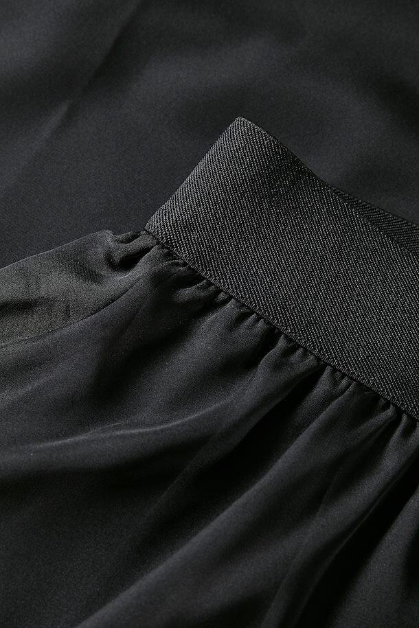 Svart tyllkjol - Black