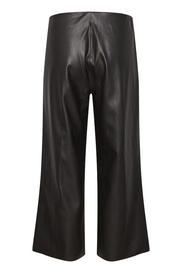 Skinnbyxa Loose fit - Black