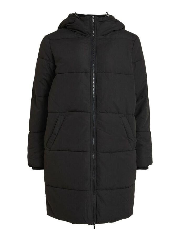 Vitrust Long Jacket - Black