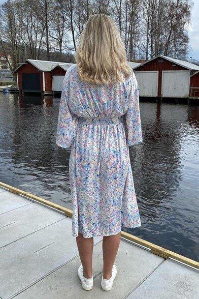 Aina Sommarklänning - Blue