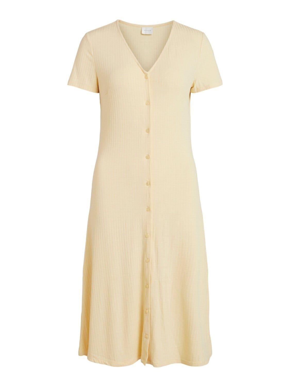 Ribbad klänning - Sunlight
