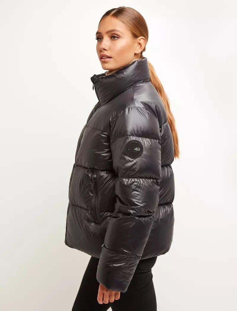 Mila W Jacket - Black