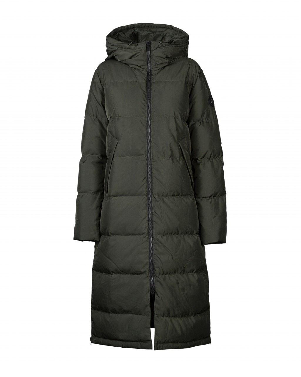 Biella W Coat - Black