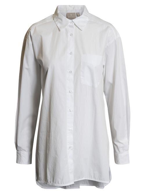 Oversizeskjorta - White
