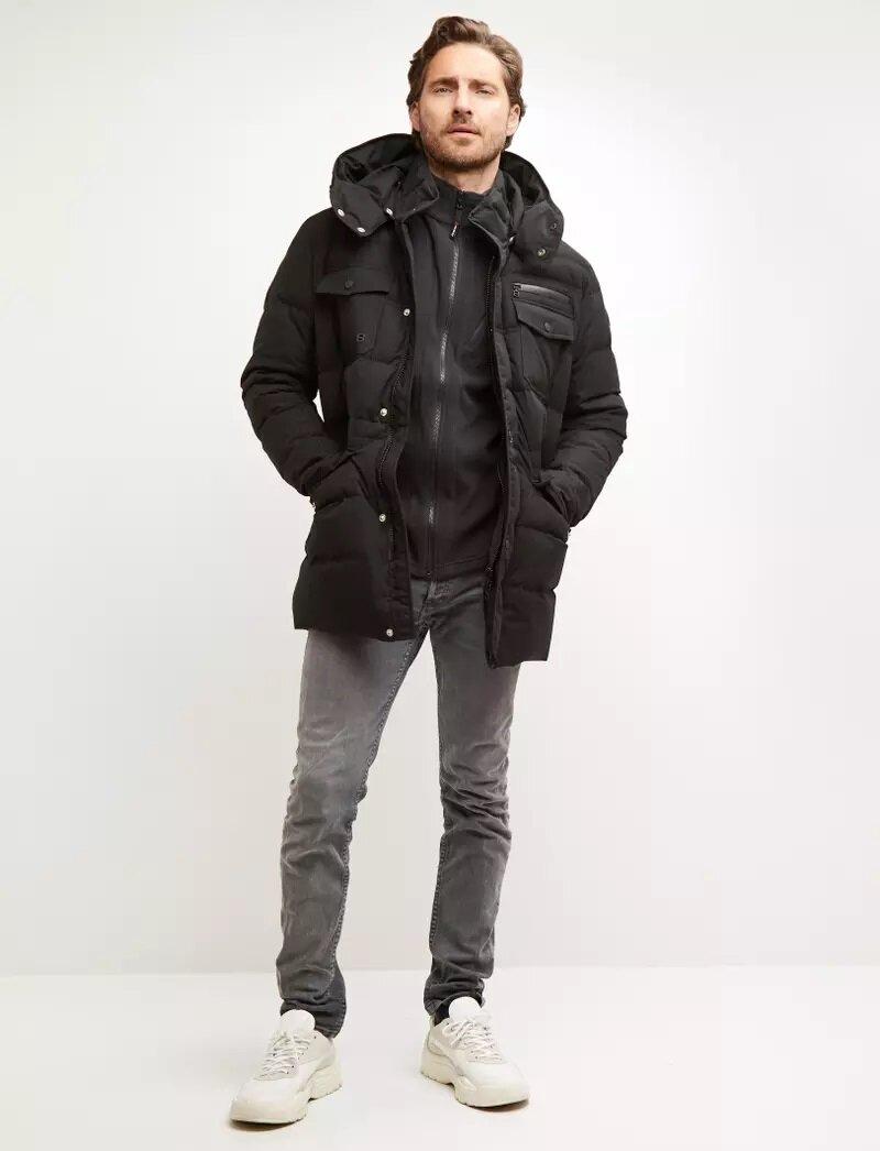 Lyon Jacket - Black